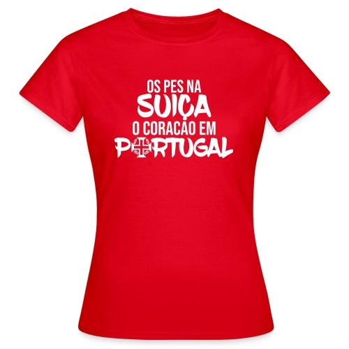 suicaportugal - T-shirt Femme