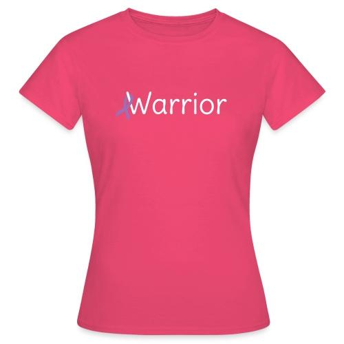 Vulvodynia warrior - Naisten t-paita