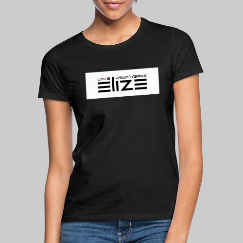ELIZE 2019 WHITE - Frauen T-Shirt