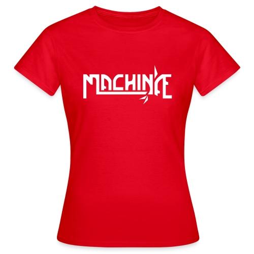 machinae medfransar - Women's T-Shirt
