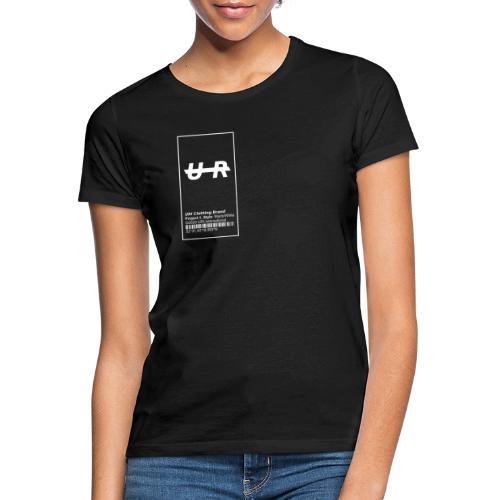 logo up - Frauen T-Shirt
