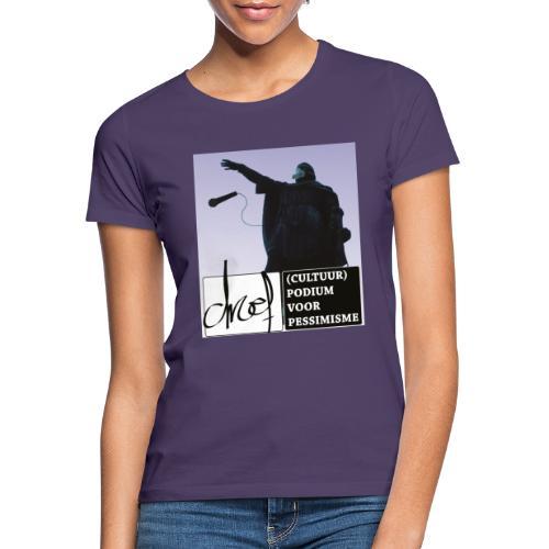 Artevelde drops the mike - Vrouwen T-shirt