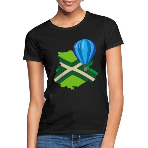 Achterhoek Ballonvaarten - Vrouwen T-shirt