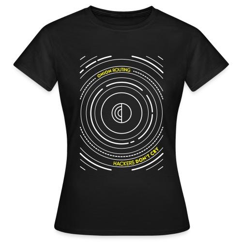 Onion Routing - Women's T-Shirt