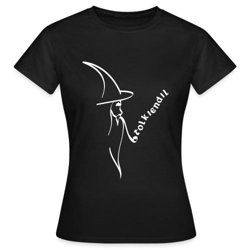 Tolkiendil & Magicien - T-shirt Femme