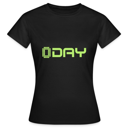 0-Day - Women's T-Shirt