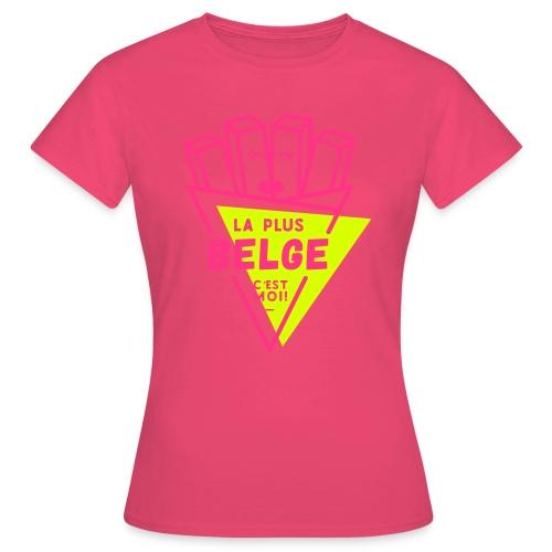 La+Belge - T-shirt Femme