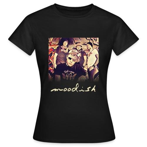 für-schwarze-Shirts - Frauen T-Shirt
