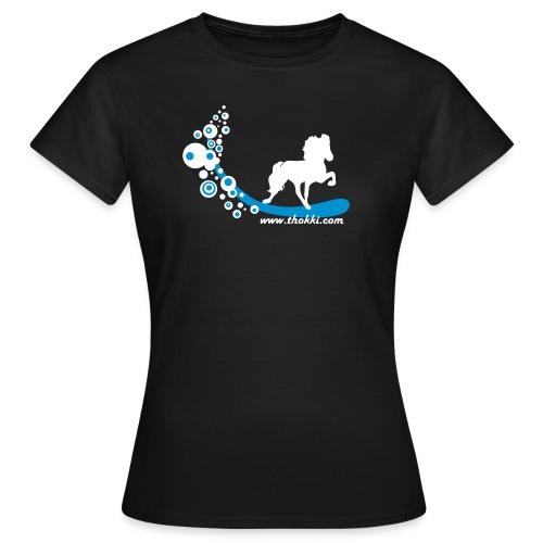 bubbletoelter - Frauen T-Shirt