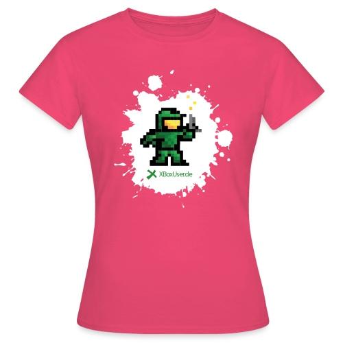 Retro Gaming - Frauen T-Shirt