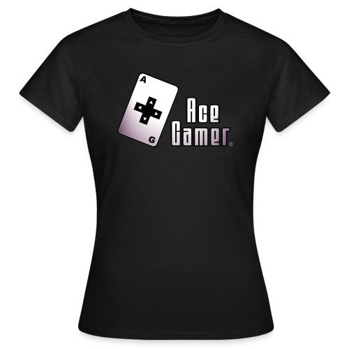 AceGamer Girl Classic - Maglietta da donna