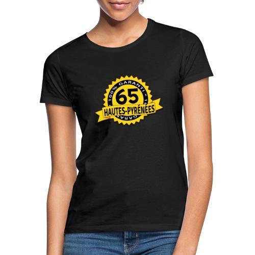 65 Hautes-Pyrénées - T-shirt Femme