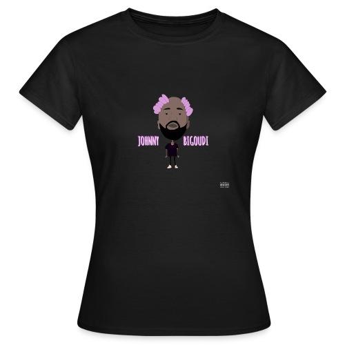 Jhonny Bigoudi - T-shirt Femme
