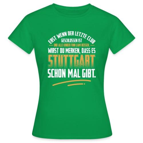 Rette Berlin ;) - Frauen T-Shirt