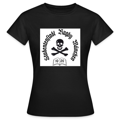 Rugby Tour 2013 01 - Frauen T-Shirt