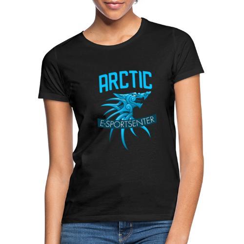ARCTIC E-SPORTSENTER - T-skjorte for kvinner