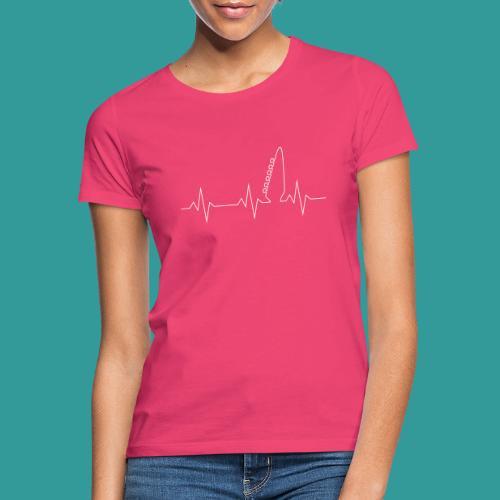 Guitar Pulse - Women's T-Shirt