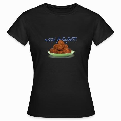 Asså Falafel!!! - T-shirt dam