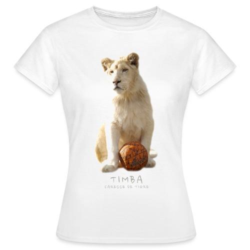 Timba ballon 2 - T-shirt Femme