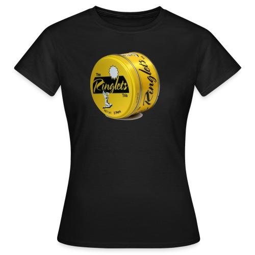 Ringlets Logo Girlie Shirt - Frauen T-Shirt