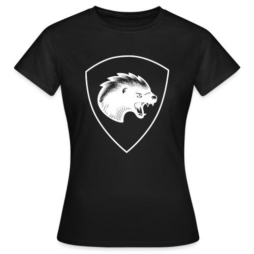 Pionjärpluton LL (logo och båge) - T-shirt dam