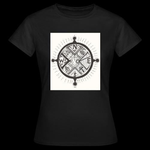 La Maison Des Mains Angel Cove - Women's T-Shirt