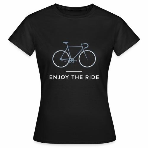 Vintage Racing Bike Retro Cycle - Women's T-Shirt