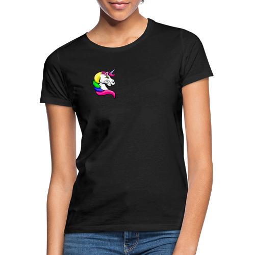 S.A_Racing_Unicorn - T-shirt dam
