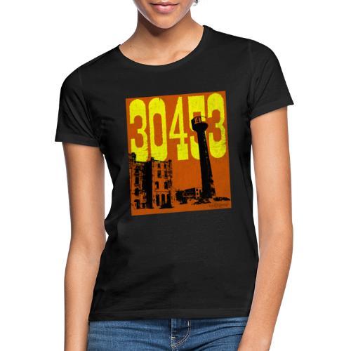Stadtansichten Hannover Conti - Frauen T-Shirt