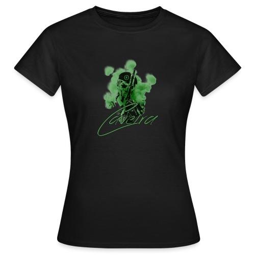 caveira - T-shirt Femme