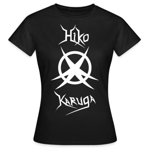 le shirt hiko karuga 300dpi png - T-shirt Femme