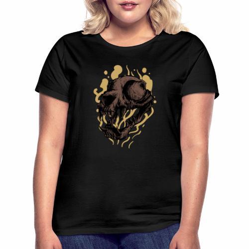 Cat Skull - Naisten t-paita