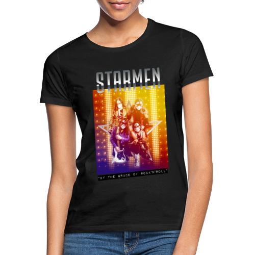 Starmen By the Grace of Rock'n'Roll - Women's T-Shirt