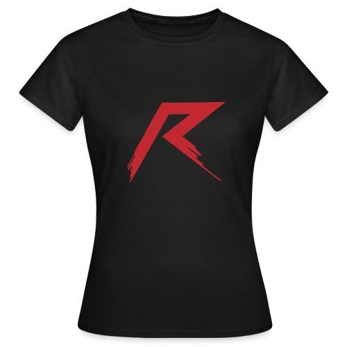 R Logo - Vrouwen T-shirt