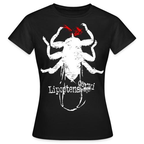 Hirvikärpänen - Naisten t-paita