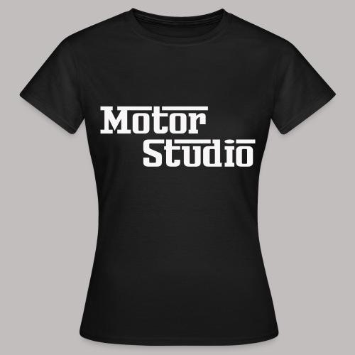 MOTORSTUDIO T SHIRT 1 png - Women's T-Shirt