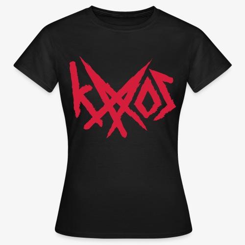 Logo - Naisten t-paita
