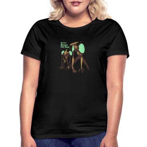 Hexinverter Mutant Hot Glue - Women's T-Shirt