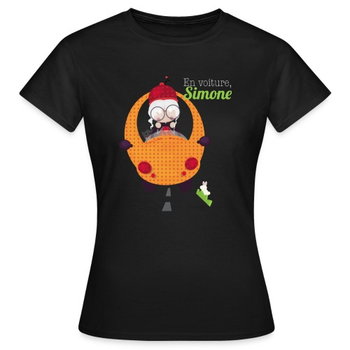 AUTOSIMONE - T-shirt Femme