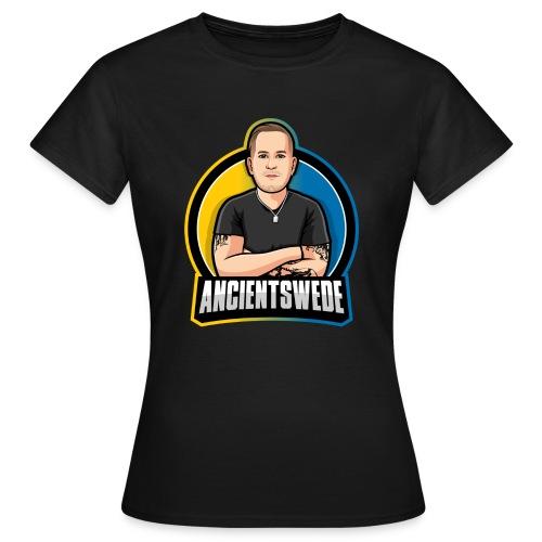 Stor Logga - T-shirt dam