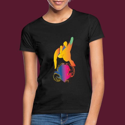 Manos de Hades - Camiseta mujer