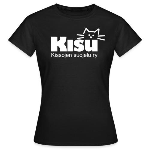 kisulogo - Naisten t-paita
