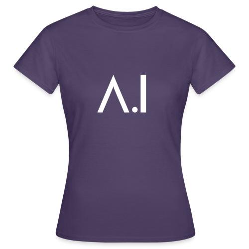 A.I Artificial Intelligence Machine Learning - Maglietta da donna