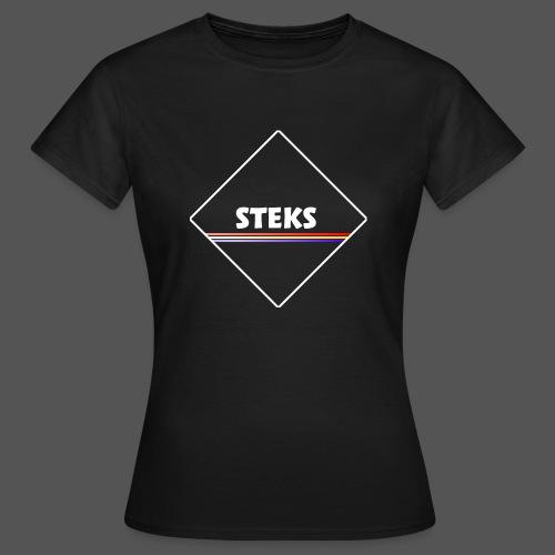 3Color STEKS™ Logo - Vrouwen T-shirt