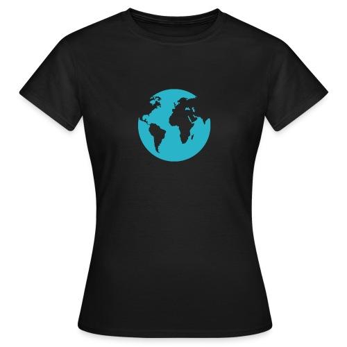 Blue Planet Earth - Women's T-Shirt