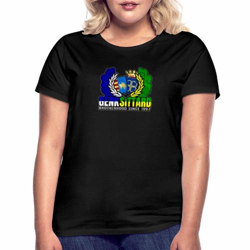Confrérie depuis 1997 - Sittard & Genk - T-shirt Femme