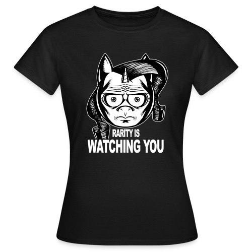 rarity shirt - Women's T-Shirt
