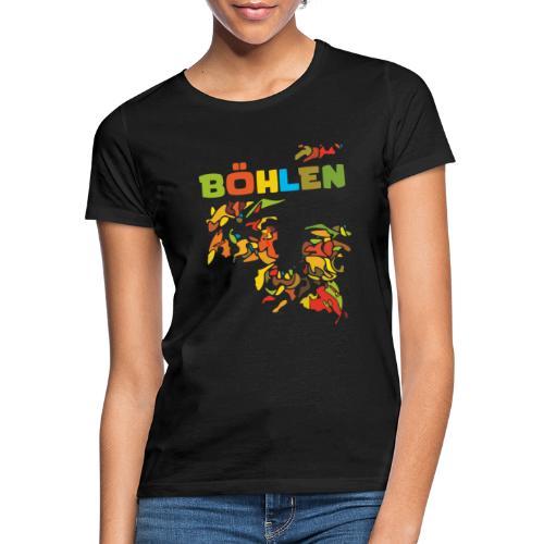 Böhlen - Frauen T-Shirt