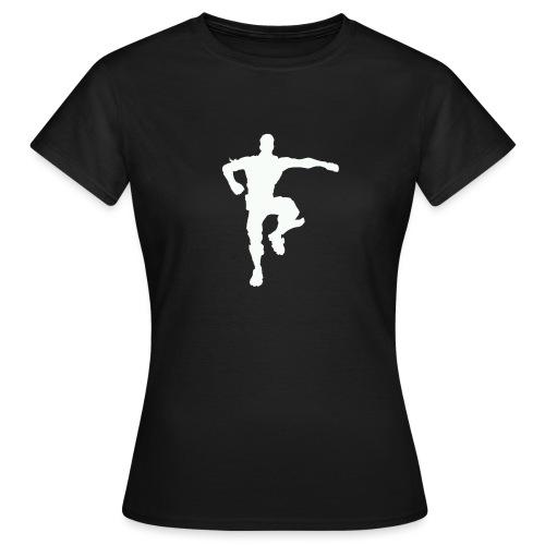 T Icon Emotes E BestOfFriends L png - T-shirt Femme