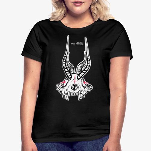 Fux Skull-ver2 - Frauen T-Shirt
